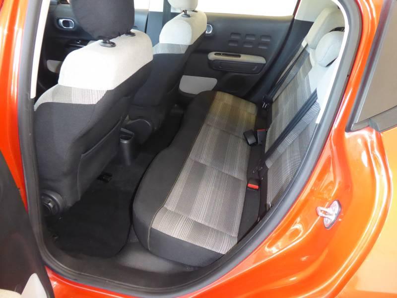 Citroen C3 PureTech 82 Feel Orange occasion à Lourdes - photo n°4