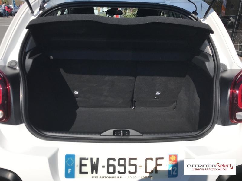 Citroen C3 PureTech 82ch Feel Business Blanc occasion à ONET LE CHATEAU - photo n°6