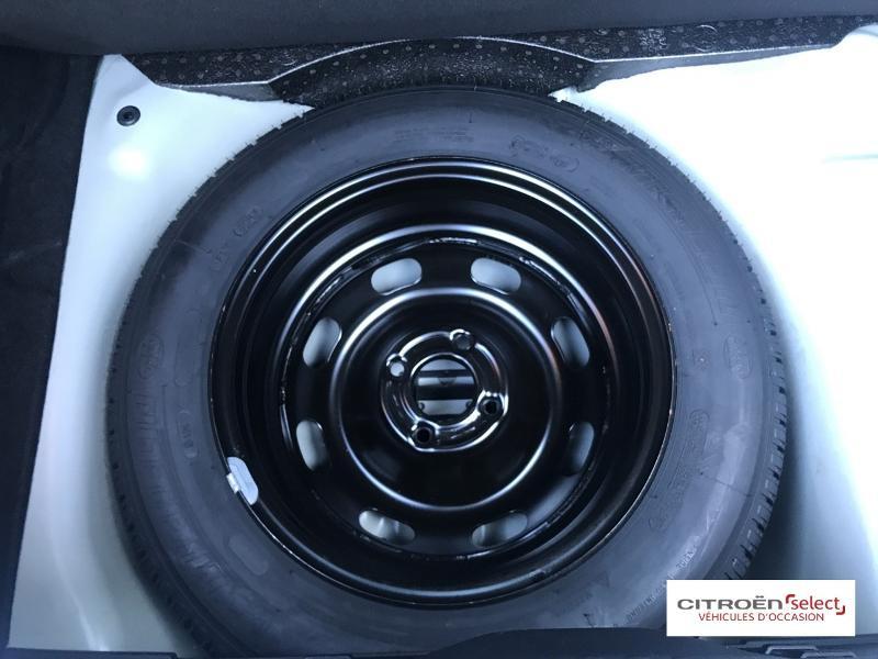Citroen C3 PureTech 82ch Feel Blanc occasion à ONET LE CHATEAU - photo n°12