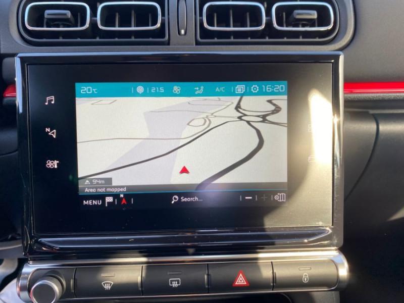 Citroen C3 PureTech 83 FEEL GPS Airbumps Toit Noir Gris occasion à Cahors - photo n°17