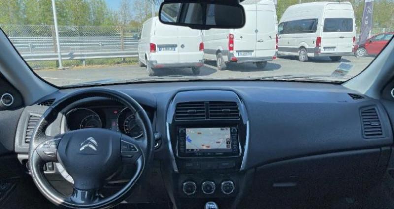 Citroen C4 Aircross 1.6 e-HDi115 4x2 Exclusive Marron occasion à La Rochelle - photo n°6