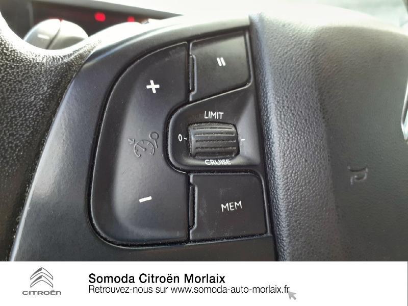 Citroen C4 Cactus 1.6 BlueHDi 100 S&S Feel Business ETG6 Gris occasion à MORLAIX - photo n°16