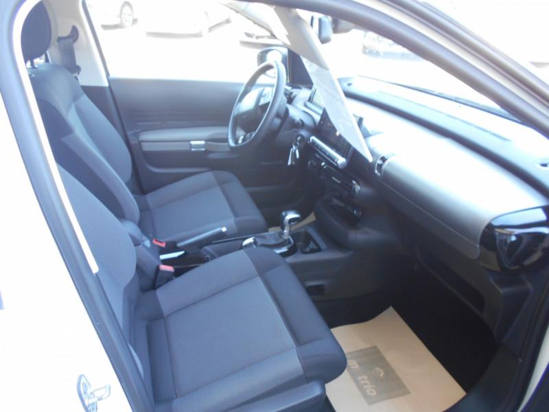 Citroen C4 Cactus BlueHDi 120 SetS EAT6 Feel Business Blanc occasion à Bessières - photo n°5