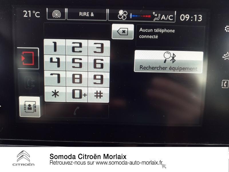 Citroen C4 Cactus PureTech 110 Feel S&S  occasion à MORLAIX - photo n°16