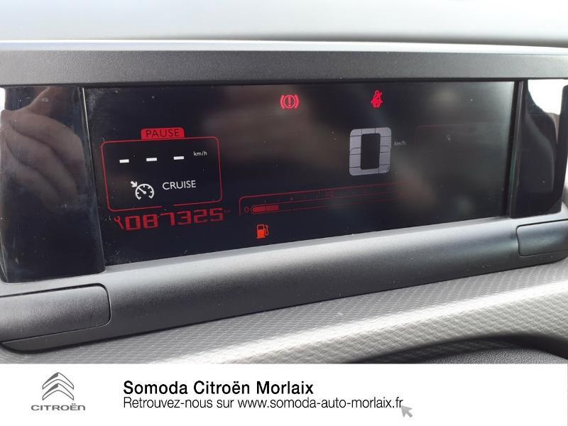 Citroen C4 Cactus PureTech 110 Feel S&S  occasion à MORLAIX - photo n°14