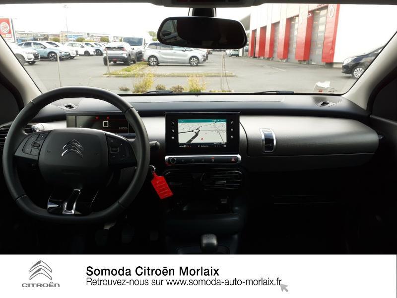 Citroen C4 Cactus PureTech 110ch S&S Feel Business E6.d Gris occasion à MORLAIX - photo n°8