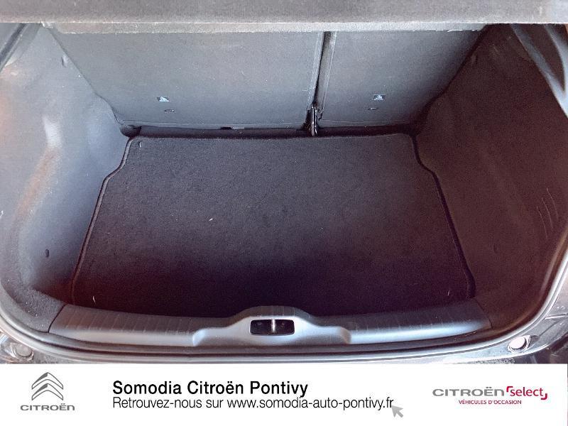 Citroen C4 Cactus PureTech 130ch S&S Shine E6.d-TEMP Noir occasion à PONTIVY - photo n°6