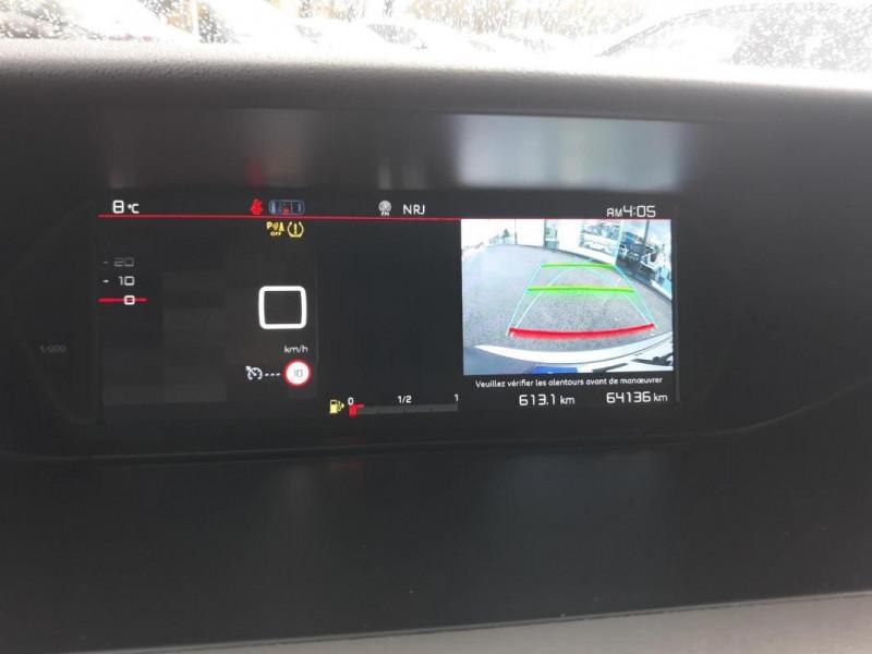 Citroen C4 Picasso 5 Places BlueHDi 120 S&S Feel Gris occasion à COUTANCES - photo n°5