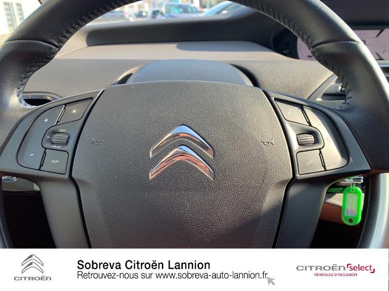 Citroen C4 Picasso 5 Places BlueHDi 120ch Business S&S 94g Gris occasion à LANNION - photo n°17