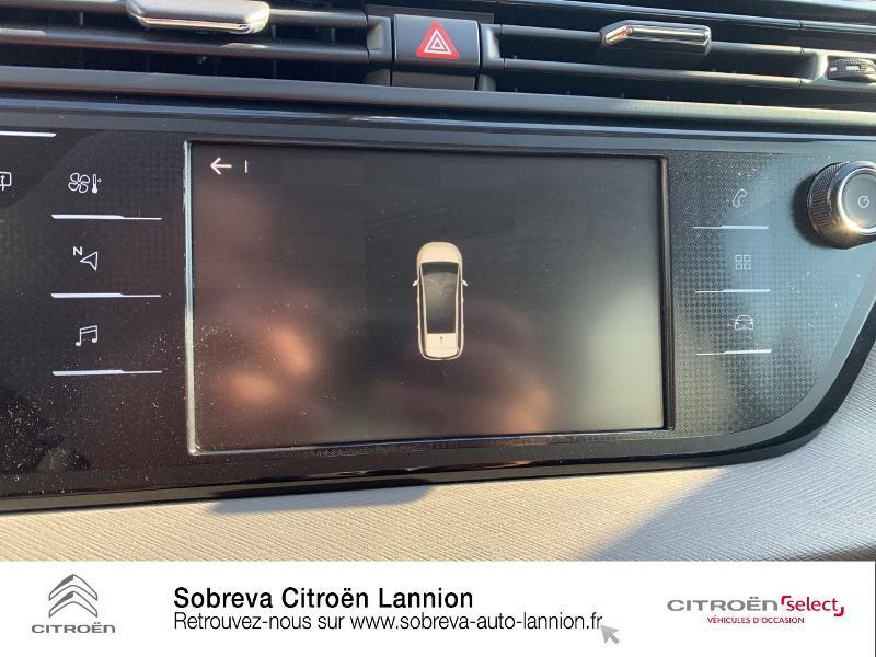Citroen C4 Picasso 5 Places BlueHDi 120ch Business S&S 94g Gris occasion à LANNION - photo n°14