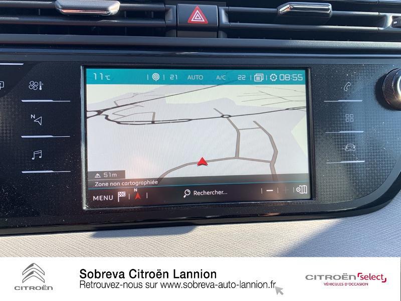 Citroen C4 Picasso 5 Places BlueHDi 120ch Business S&S 94g Gris occasion à LANNION - photo n°12