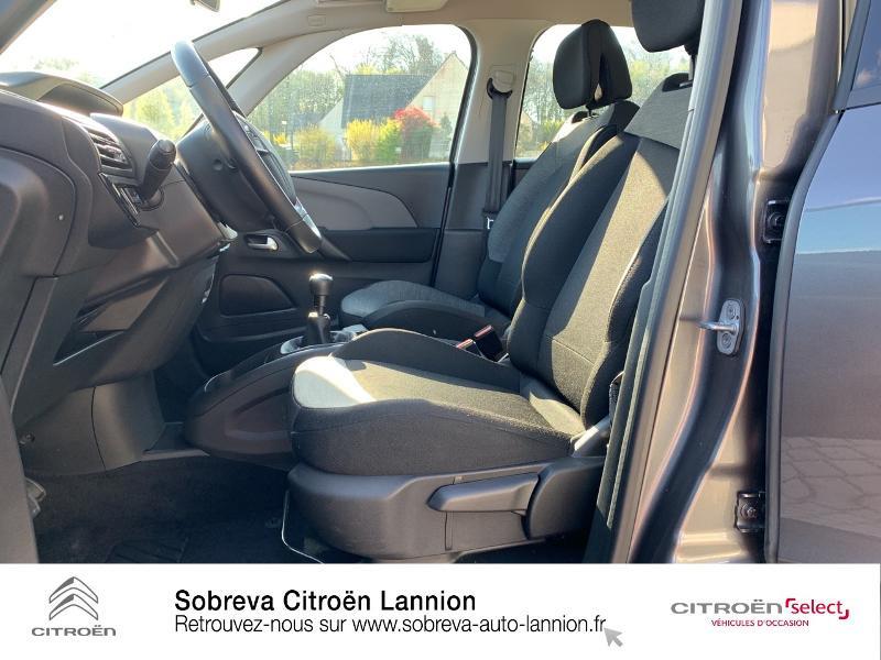 Citroen C4 Picasso 5 Places BlueHDi 120ch Business S&S 94g Gris occasion à LANNION - photo n°9