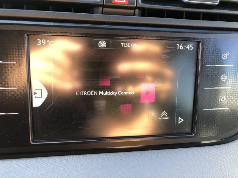 Citroen C4 Picasso 5 Places BLUEHDI 120CH CONFORT S&S Noir occasion à TOULOUSE - photo n°12