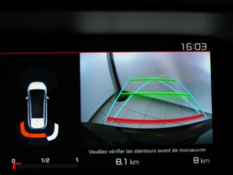 Citroen C4 Picasso 7 Places BlueHDi 120ch Shine S&S EAT6 Noir occasion à Castres - photo n°10