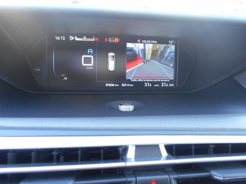 Citroen C4 Picasso 7 Places e-HDi 115 Exclusive ETG6  occasion à Bessières - photo n°5