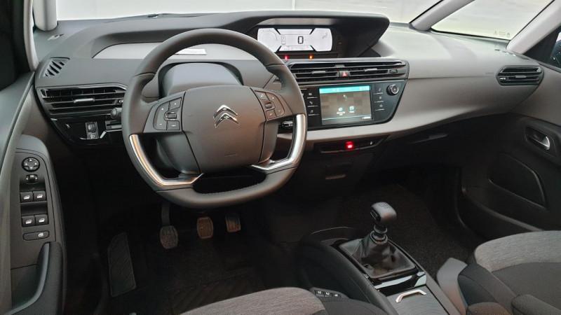 Citroen C4 1.5 bluehdi 130cv bvm6 live + siÈge conducteur massant Noir occasion à Ganges - photo n°10