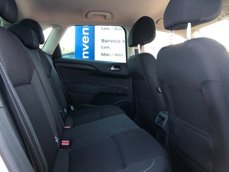 Citroen C4 BlueHDi 100ch Millenium Business S&S 86g Gris occasion à Gien - photo n°13