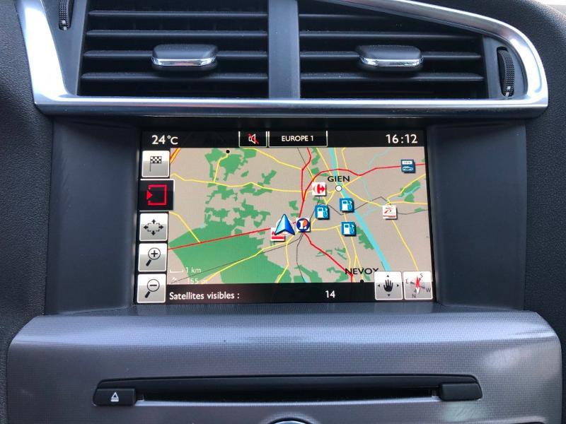Citroen C4 BlueHDi 100ch Millenium Business S&S 86g Gris occasion à Gien - photo n°8