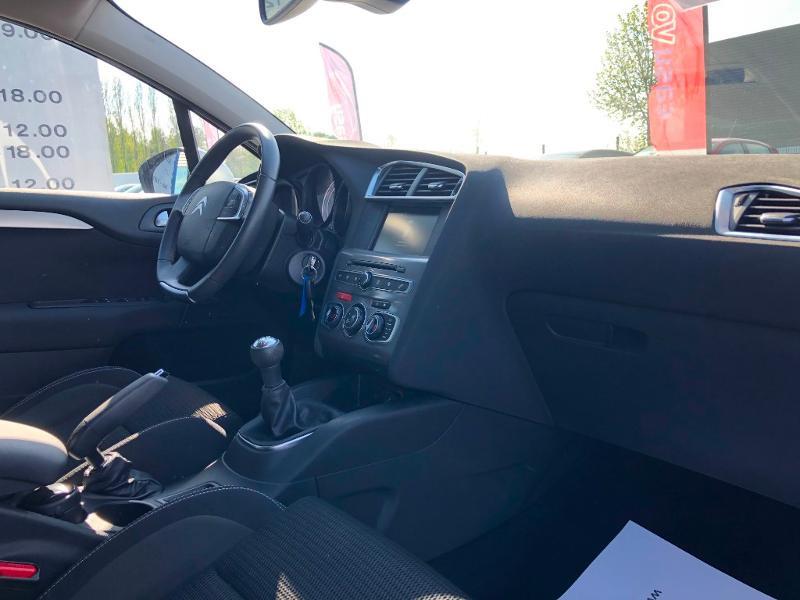Citroen C4 BlueHDi 100ch Millenium Business S&S 86g Gris occasion à Gien - photo n°12