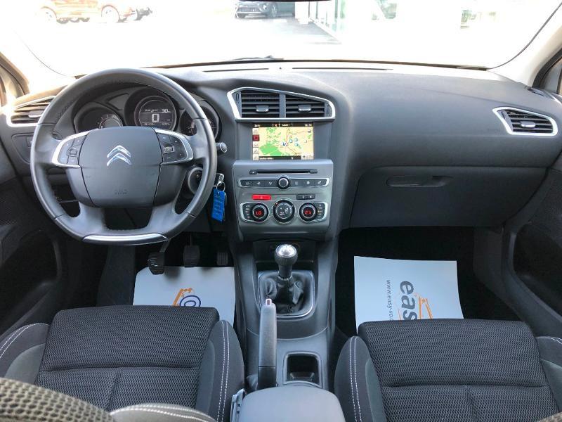 Citroen C4 BlueHDi 100ch Millenium Business S&S 86g Gris occasion à Gien - photo n°6