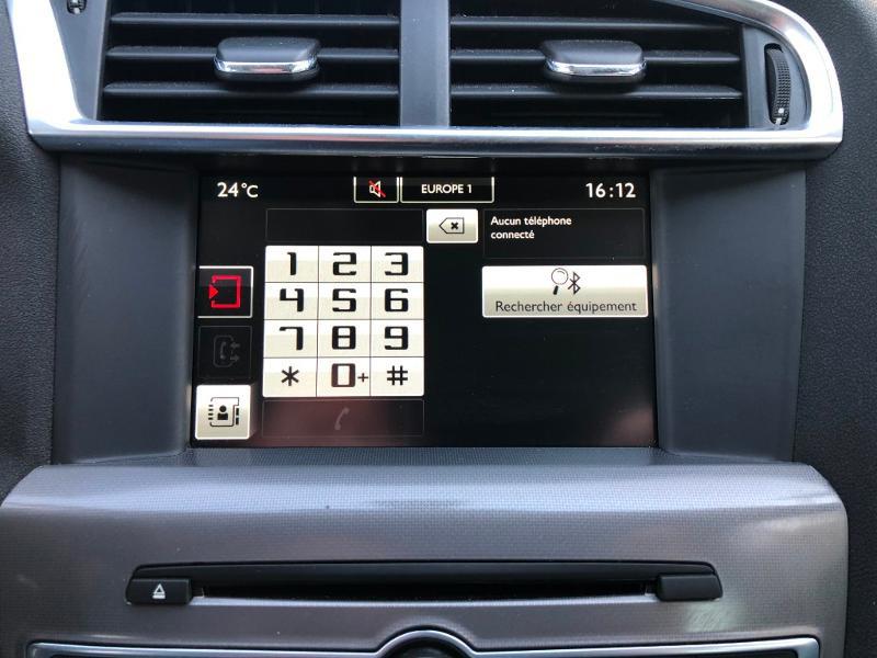 Citroen C4 BlueHDi 100ch Millenium Business S&S 86g Gris occasion à Gien - photo n°9