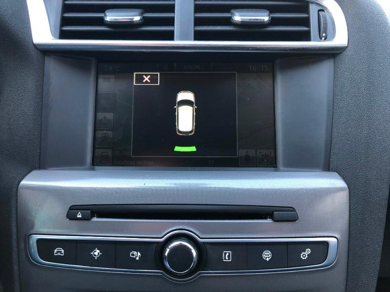 Citroen C4 BlueHDi 100ch Millenium Business S&S 86g Gris occasion à Gien - photo n°16