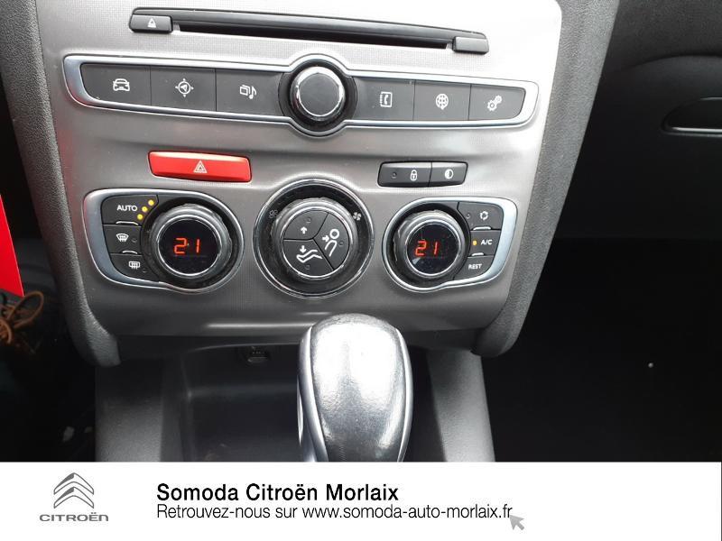 Citroen C4 BlueHDi 120ch Millenium S&S EAT6 Noir occasion à MORLAIX - photo n°15