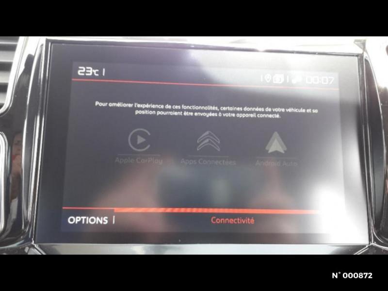 Citroen C4 BlueHDi 130ch S&S Shine EAT8 Gris occasion à Écuelles - photo n°20