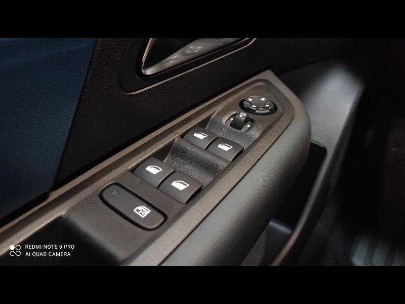 Citroen C4 Moteur électrique 136ch (100 kW) Feel Pack Automatique Bleu occasion à PLOERMEL - photo n°20