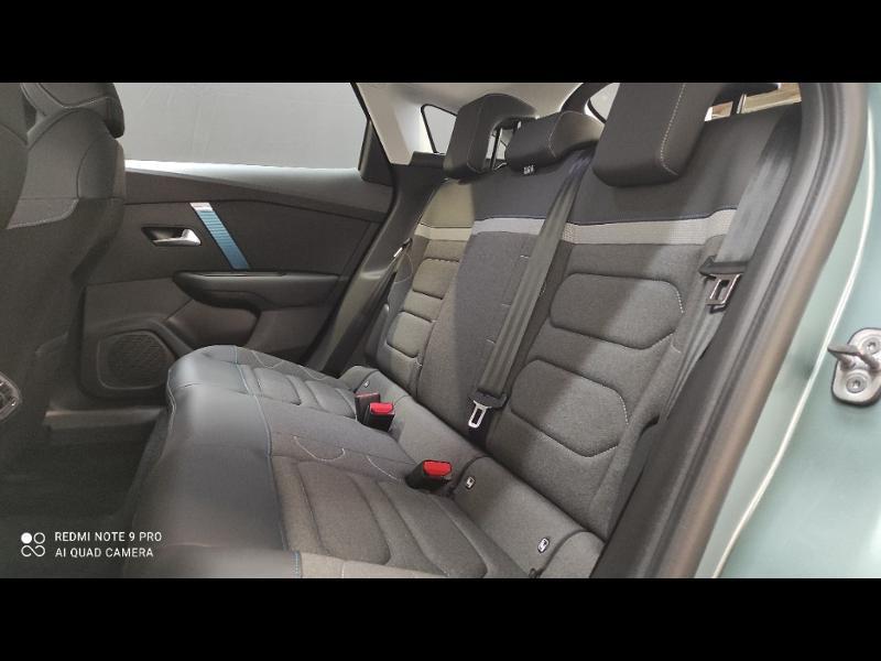 Citroen C4 Moteur électrique 136ch (100 kW) Feel Pack Automatique Bleu occasion à PLOERMEL - photo n°8
