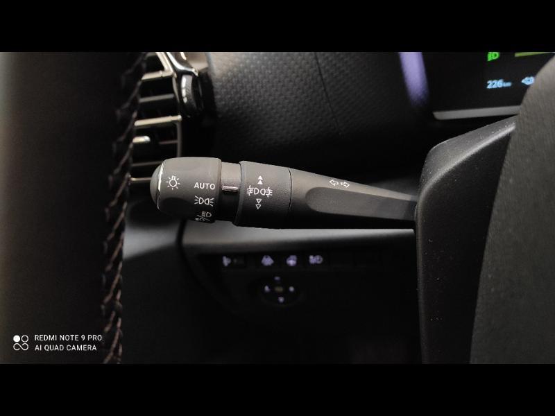 Citroen C4 Moteur électrique 136ch (100 kW) Feel Pack Automatique Bleu occasion à PLOERMEL - photo n°18