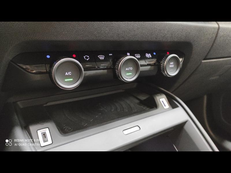 Citroen C4 Moteur électrique 136ch (100 kW) Feel Pack Automatique Bleu occasion à PLOERMEL - photo n°16