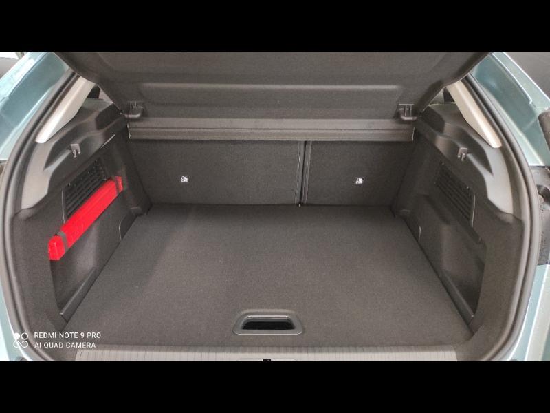 Citroen C4 Moteur électrique 136ch (100 kW) Feel Pack Automatique Bleu occasion à PLOERMEL - photo n°9