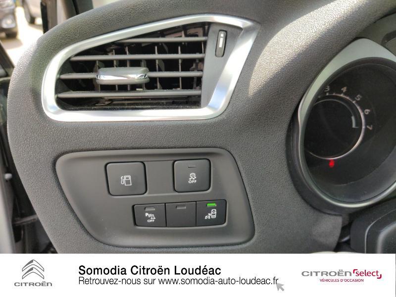 Citroen C4 PureTech 110ch Millenium Gris occasion à LOUDEAC - photo n°12