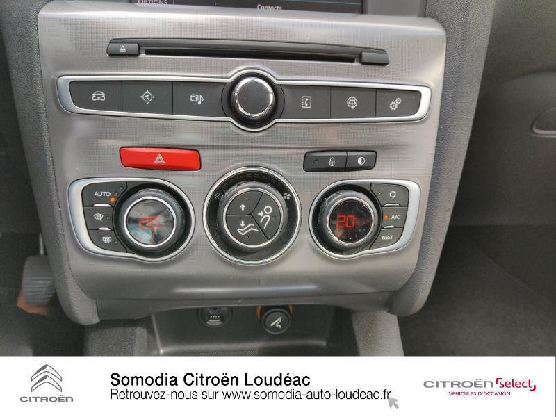 Citroen C4 PureTech 110ch Millenium Gris occasion à LOUDEAC - photo n°16