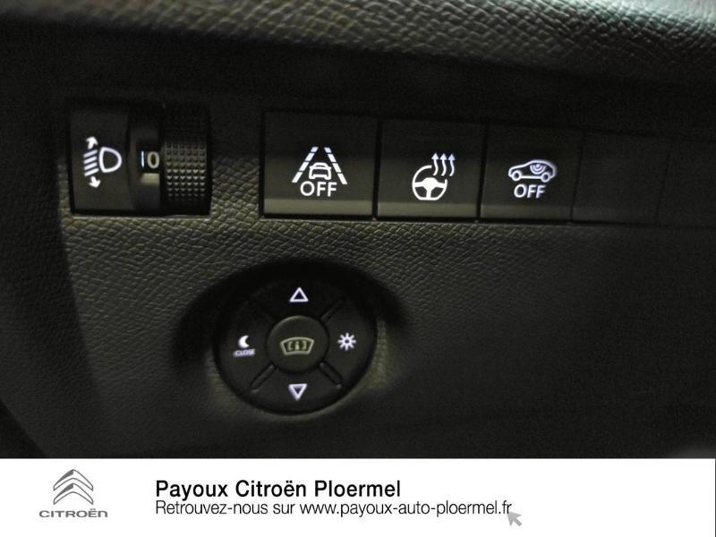 Citroen C4 PureTech 130ch S&S Shine EAT8 Bleu occasion à PLOERMEL - photo n°20