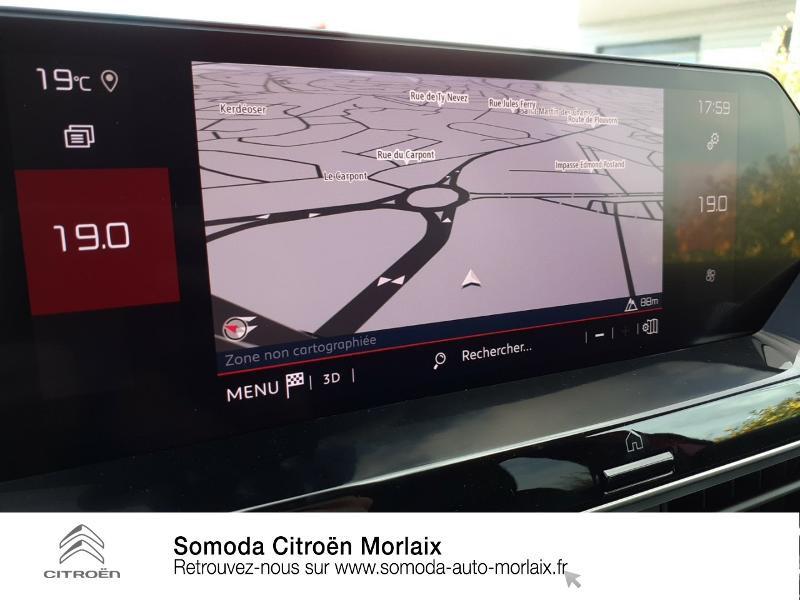 Citroen C4 PureTech 130ch S&S Shine EAT8 Rouge occasion à MORLAIX - photo n°13