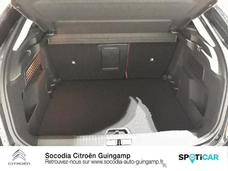 Citroen C4 PureTech 130ch S&S Shine Noir occasion à GUINGAMP - photo n°6