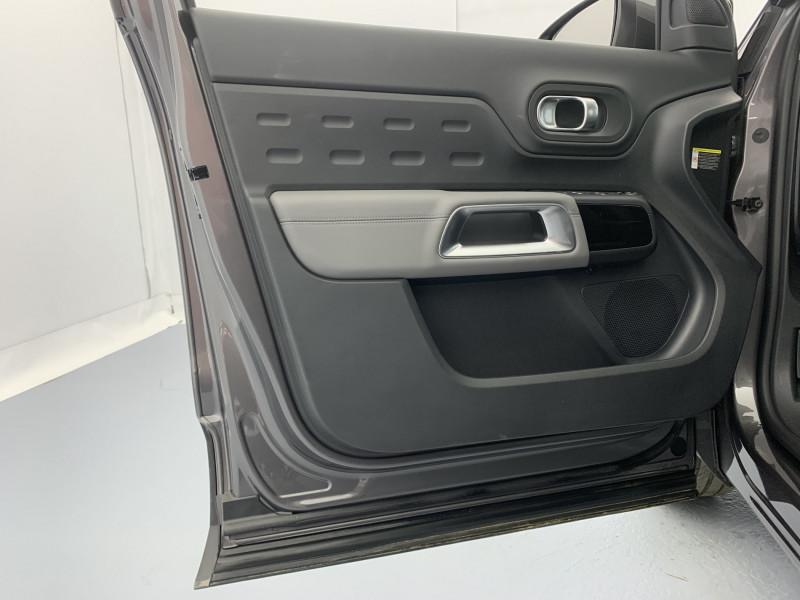 Citroen C5 Aircross BlueHDi 130ch S&S Feel EAT8 + options Gris occasion à SAINT-GREGOIRE - photo n°11