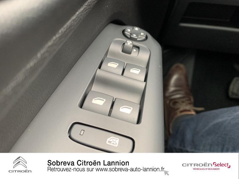 Citroen C5 Aircross BlueHDi 130ch S&S Live EAT8 E6.d-TEMP Blanc occasion à LANNION - photo n°17