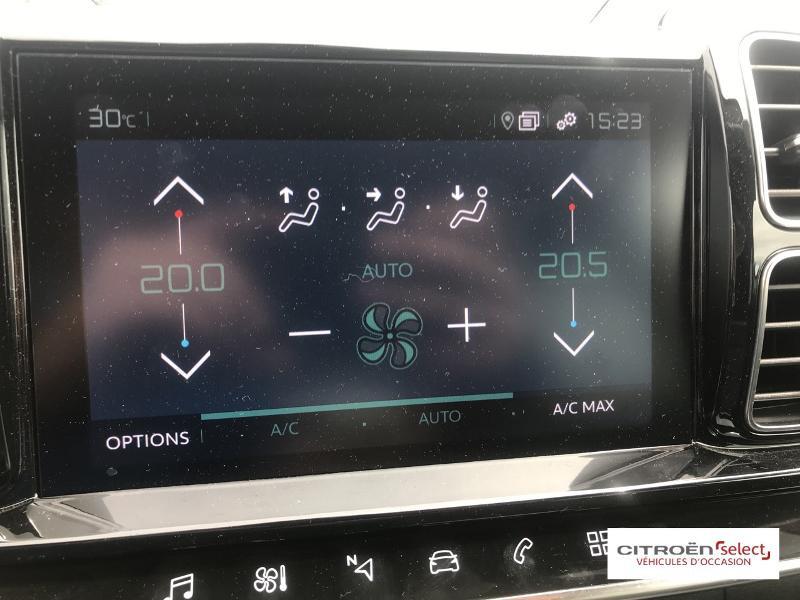 Citroen C5 Aircross Hybrid 225ch Feel e-EAT8 Blanc occasion à Mont-de-Marsan - photo n°14