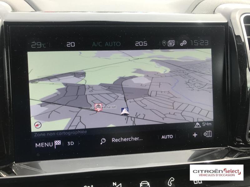 Citroen C5 Aircross Hybrid 225ch Feel e-EAT8 Blanc occasion à Mont-de-Marsan - photo n°15