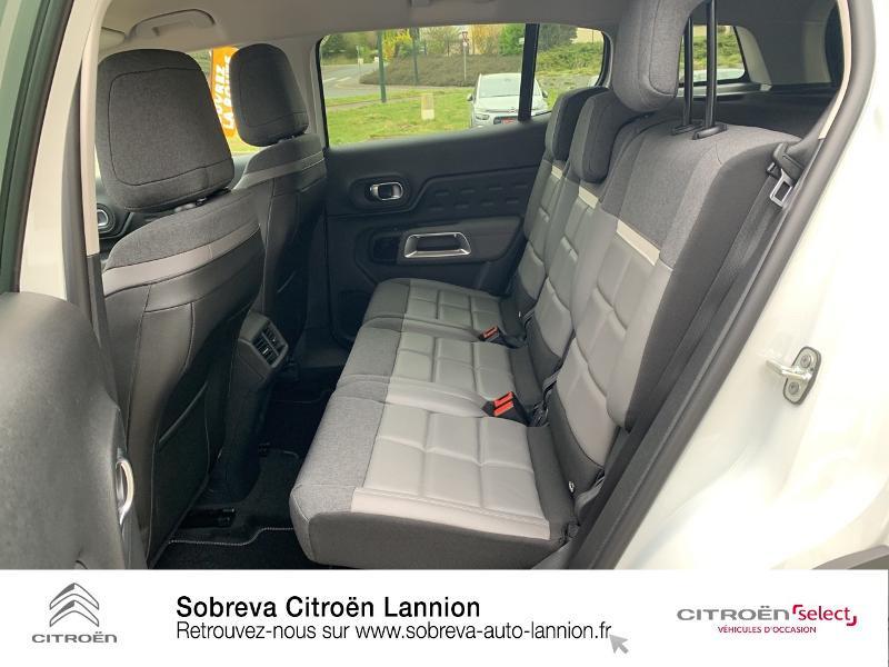 Citroen C5 Aircross Hybrid 225ch Shine Pack e-EAT8 Blanc occasion à LANNION - photo n°10
