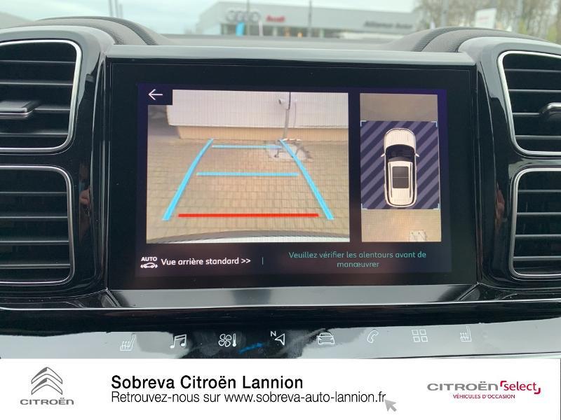Citroen C5 Aircross Hybrid 225ch Shine Pack e-EAT8 Blanc occasion à LANNION - photo n°14