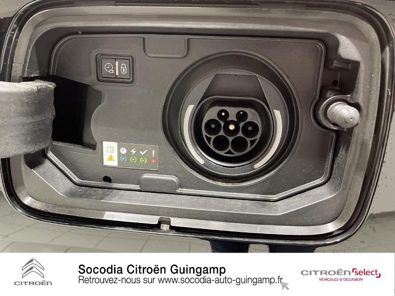 Citroen C5 Aircross Hybrid 225ch Shine Pack e-EAT8 Noir occasion à GUINGAMP - photo n°15