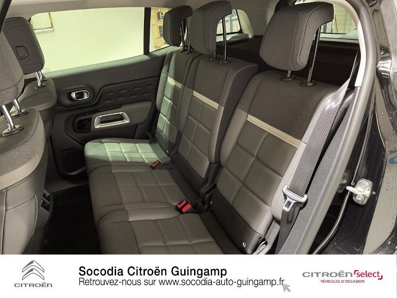 Citroen C5 Aircross Hybrid 225ch Shine Pack e-EAT8 Noir occasion à GUINGAMP - photo n°10