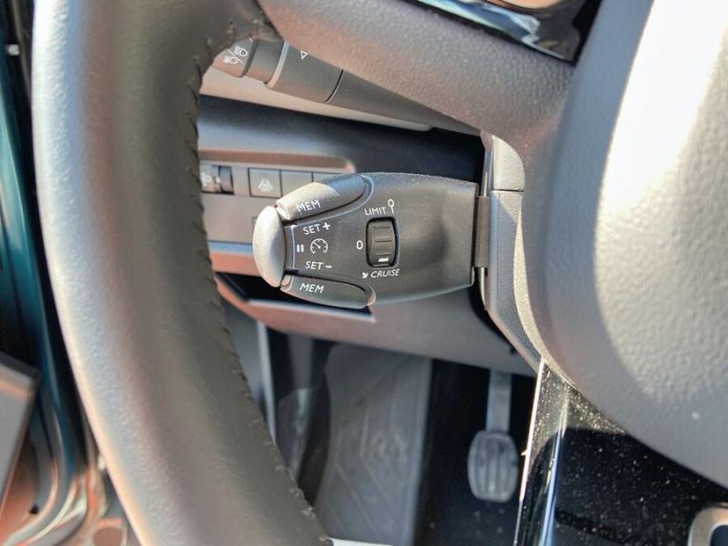 Citroen C5 Aircross PureTech 130 BV6 FEEL GPS Caméra Toit Noir Bleu occasion à Toulouse - photo n°17