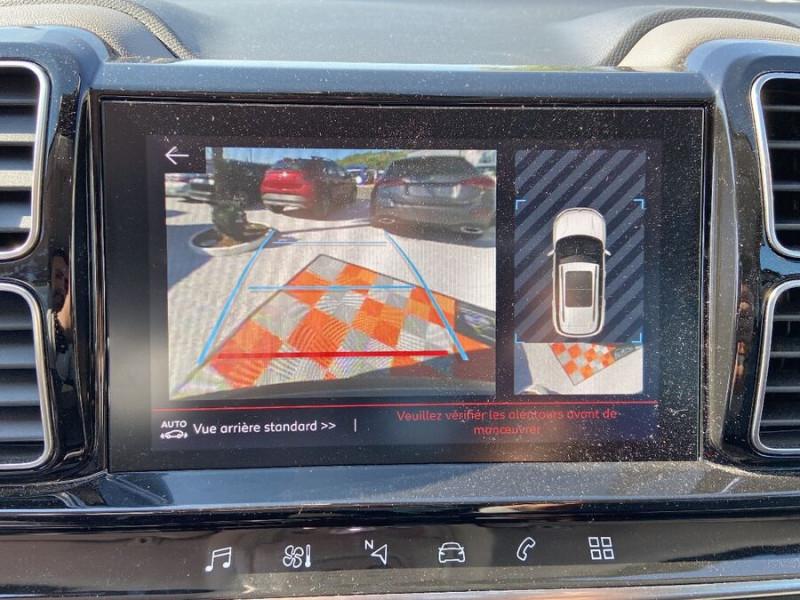 Citroen C5 Aircross PureTech 130 BV6 FEEL GPS Caméra Toit Noir Bleu occasion à Toulouse - photo n°16