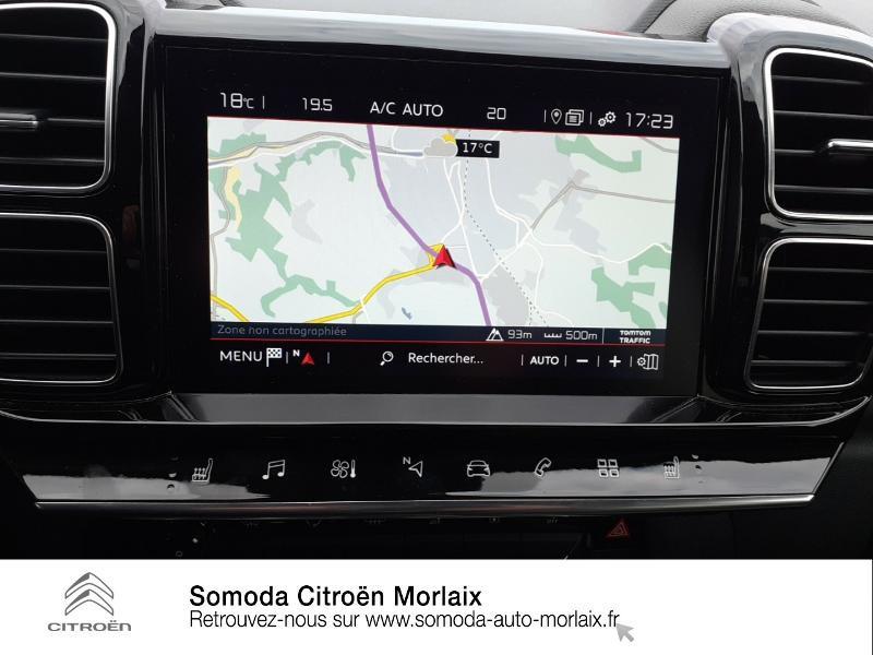 Citroen C5 Aircross PureTech 130ch S&S Shine EAT8 Gris occasion à MORLAIX - photo n°12