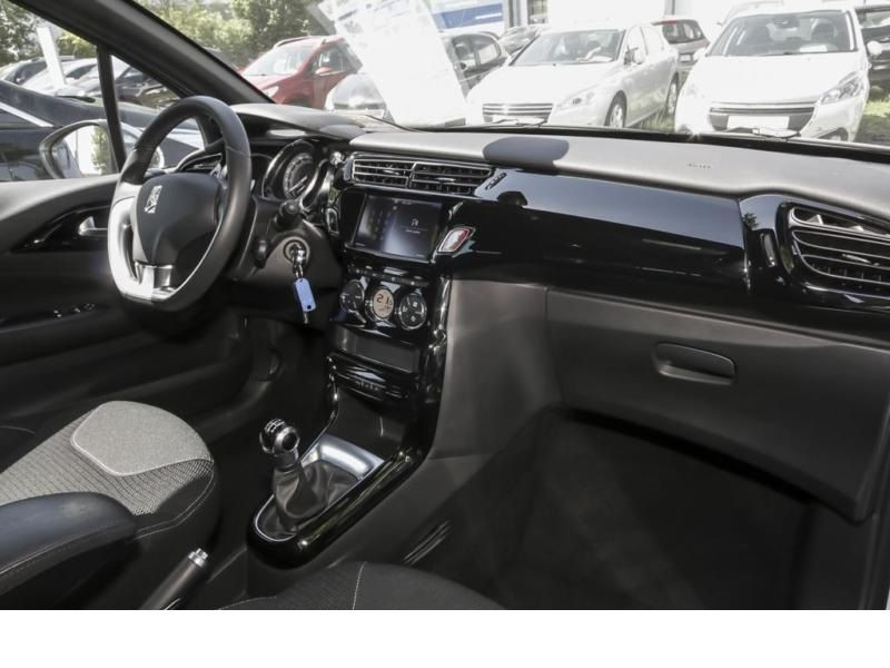 Citroen DS3 1.2 PureTech 110 Blanc occasion à Beaupuy - photo n°2